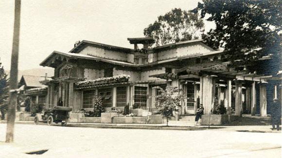First Church (1912), Berkeley Public Library.