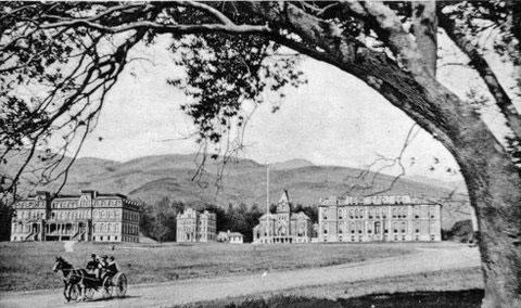 University of California, Berkeley, campus (1901), Berkeley Public Library.