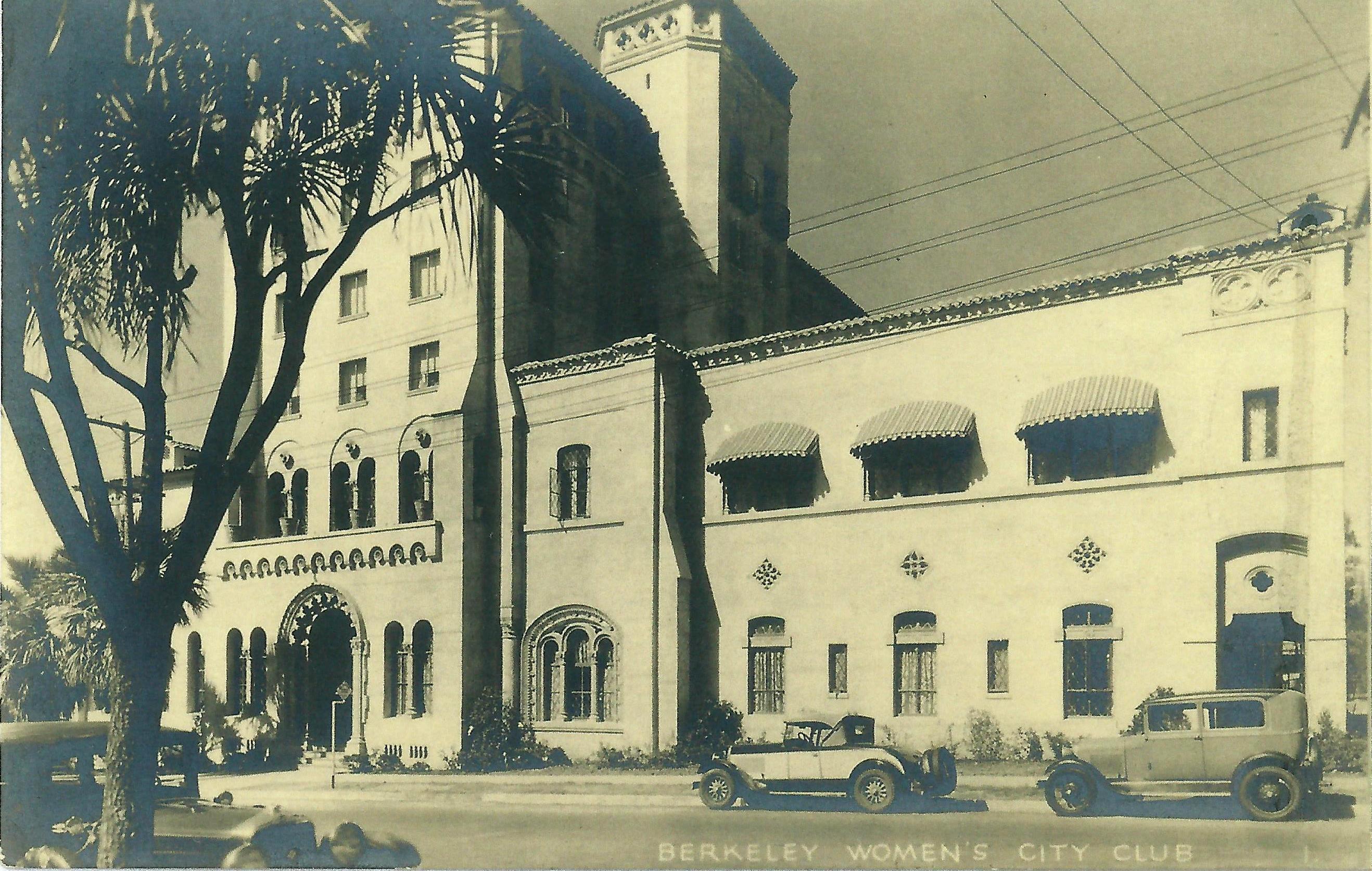 berkeley historical plaque project – morgan, julia – architect